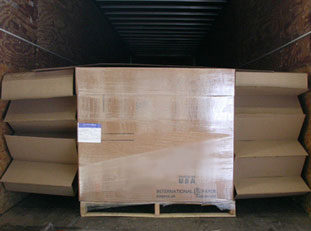 Dunnage Board Use